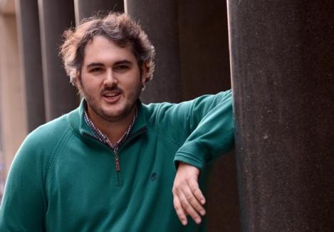 14/02/2017. Andreu Escrivà i Garcia, ambientòleg i consultor en sostenibilitat. FOTO: ©PRATS i CAMPS. (contacte: pratsicamps@gmail.com )